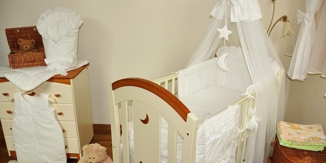 Сшить балдахин на детскую кроватку
